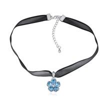 flower necklace n25931