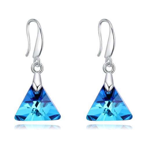 Triangle earrings 27403