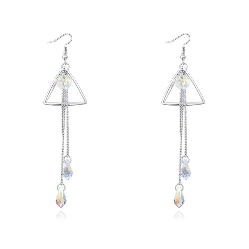 triangle drop earring 26316