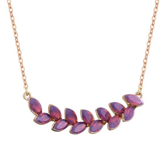 Olive branch necklace 28075