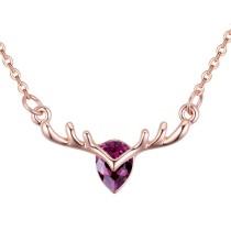 Elk necklace 28597