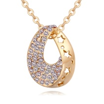 Star fog necklace 27986