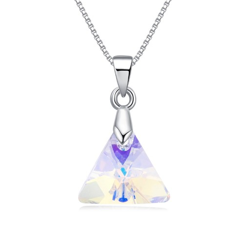 Triangle necklace 27395