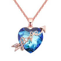 heart necklace 28017