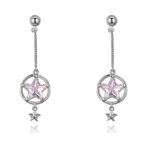 Star Earrings 28379