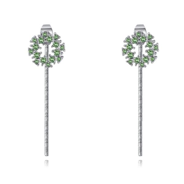 Wreath earrings 28400