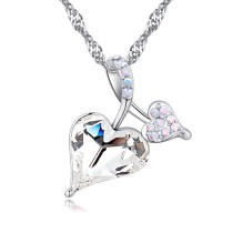 heart necklace 26823