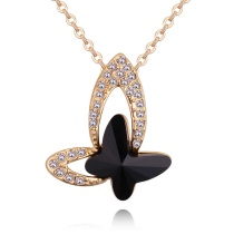 Butterfly necklace 27944