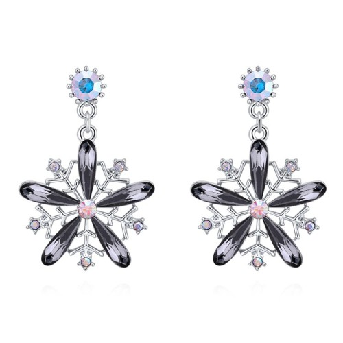 Snowflake earrings 30193