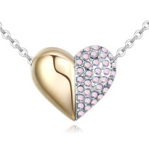 heart necklace 26589