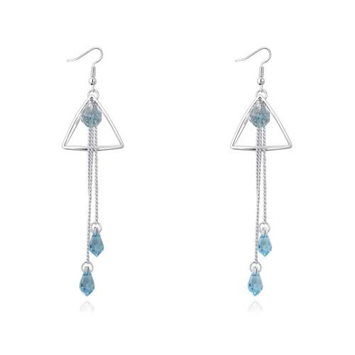 triangle drop earring 26317