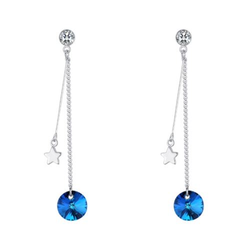 Star Earrings 28345