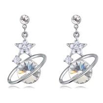 Romantic planet earrings 26865