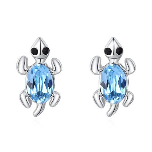 Turtle earrings 30169