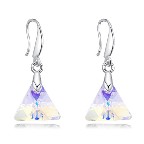 Triangle earrings 27400