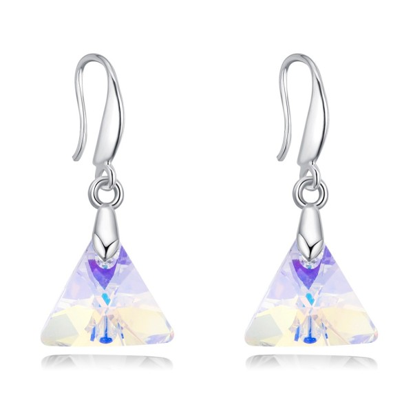 Triangle earrings 27400