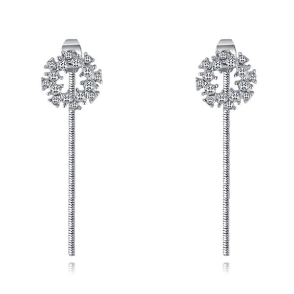Wreath earrings 28396
