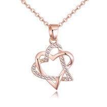 heart necklace 27302