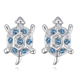 Turtle earrings 28413