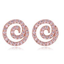 Swirl Earrings 28445