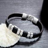 European and American Simple Retro Cattle Leather Bracelet Men's Leather Rope Bracelet Ornament Boyfriend Gift Gb1283