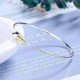 Swan Bangle Ins Non-Mainstream Design Girls Korean Version of Sweet Opening Bracelet Love Bracelet Zxb175