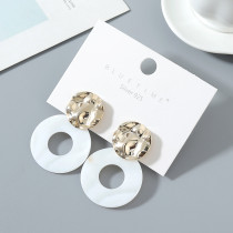 ins recommended popular resin women earring ps142627