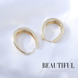 Fashion is popular ins trend and explosion style hollow S925 silver pin earrings ps142632