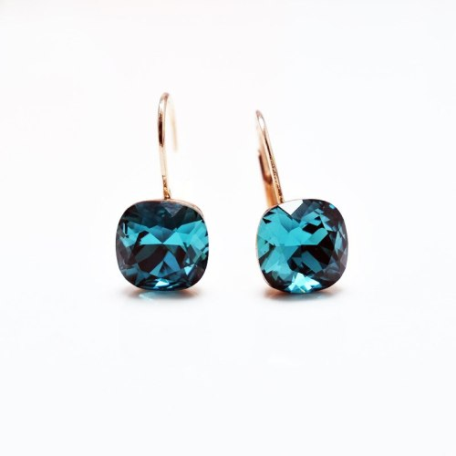 Crystal Earrings Female Ear Stud Ear Stud Fashion Bright Ear Stud Ear Pendant Jewelry 87213