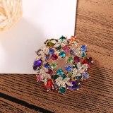 Garland Brooch Fashion Jewelry Korean Style Coat Pin Women's Jewelry for a Girlfriend Gift. 153691