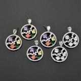 Copper Inlaid AAA Crystal Zircon Earrings European and American Quality Luxury Ear Stud Earrings Accessories Qxwe1147