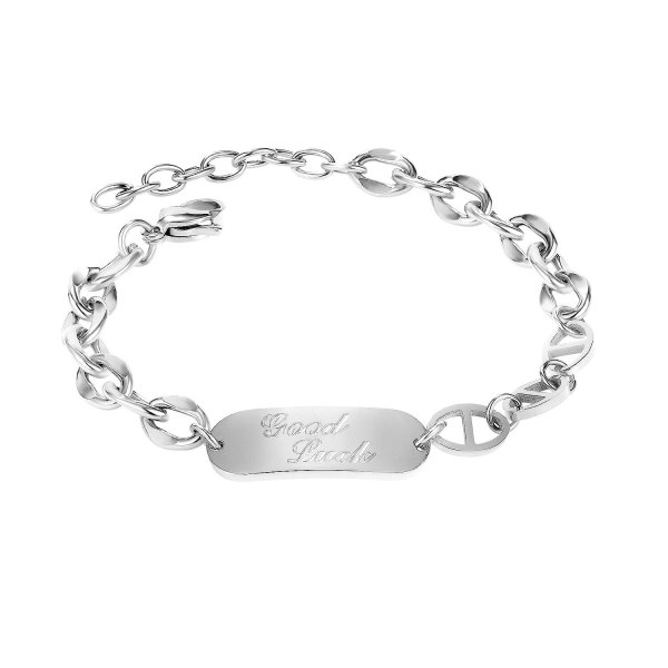 Korean Temperament Luxury Titanium Steel Bracelet Female Ins Student Hand Jewelry Gb1096