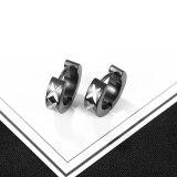 Japan and South Korea New Stud Earrings Fashion Pattern Titanium Steel Men's Personality Earrings Jewelry Wholesale Gb642