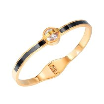 Korean Version of The Fashion Hundred LOVE Titanium Steel Diamond-encrusted Bracelet Women Gb978