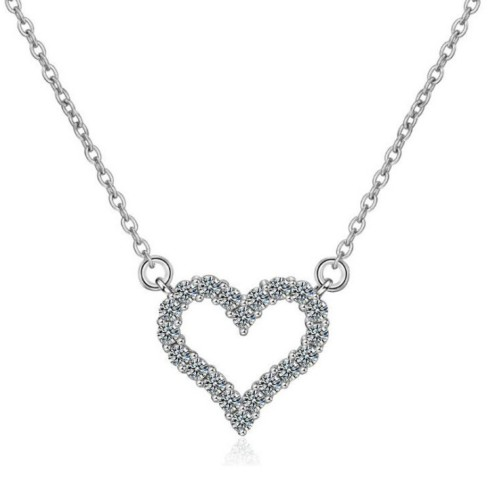 520 Valentine's Day hot sale necklace creative love pendant woman clavicle chain