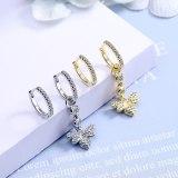 Asymmetric Earrings Female Korean Version of Small Fresh Diamond-encrusted Bee Cute Ear Buckle Sweet Animal Earrings XzEH575