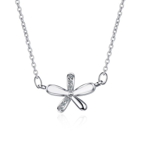Small Daisy Necklace Simple Temperament New Flower Clavicle Chain Tide Ins Wind Fresh Neck Female XzDZ535