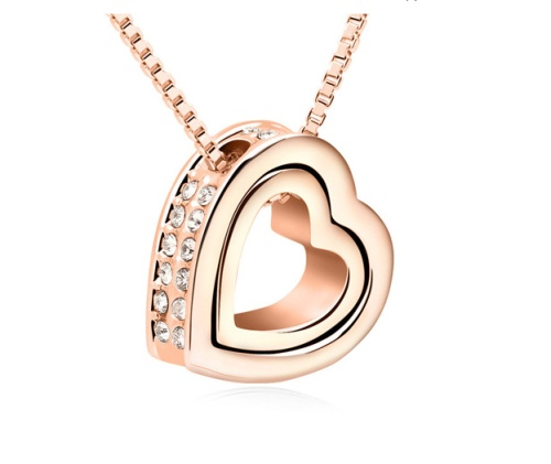 necklace 24066(I  LOVE  YOU)