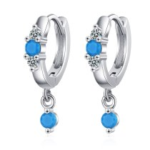 Korean Version Fashion Small Fresh Earrings Set Diamond Earrings Water Drop Earrings Simple Temperament Ear Accessories XzEH596