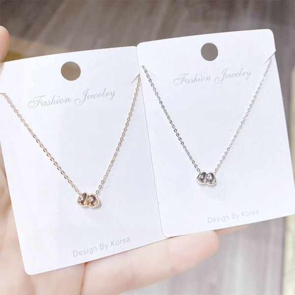 Women's Korean-Style Small and Exquisite Clavicle Chain Necklace Ins Necklace Ornament