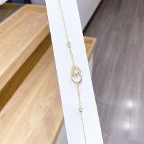 Fashion All-Match Love Bracelet Female Ins Bracelet Girl Fresh Korean Style Bracelet Female
