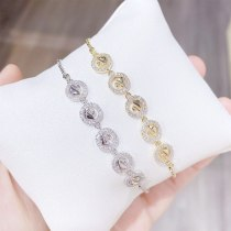 Korean Style Women's Bracelet Pull All-Match Bracelet Jewelry Wholesale