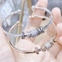 Small Waist Bracelet Rose Gold Bracelet Korean Fashion Simple Personality Female Bracelet Jewelry