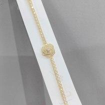 Zircon Petal Bracelet Female Online Influencer Bracelet Student Korean Simple Design Personality Hand Jewelry Wholesale