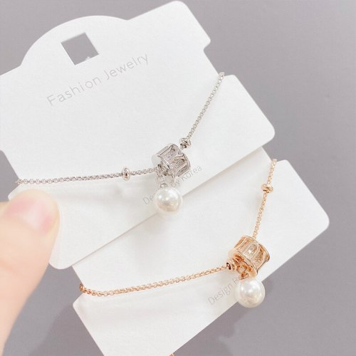 Hot Selling Bracelet Women's Simple Ins Special-Interest Design Bracelet Personality Hipster Student Girlfriends Gift Ornament