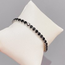 Women's Korean-Style Fashion Single-Row Zircon Bracelet Personalized Fashionable All-Match Bracelet Bracelet
