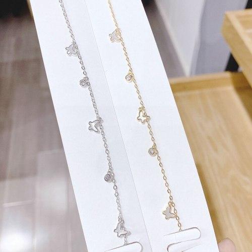 Butterfly Super Fairy Gentle Girl Shell Bracelet Girlfriends Ins Japanese Style New Hand Jewelry