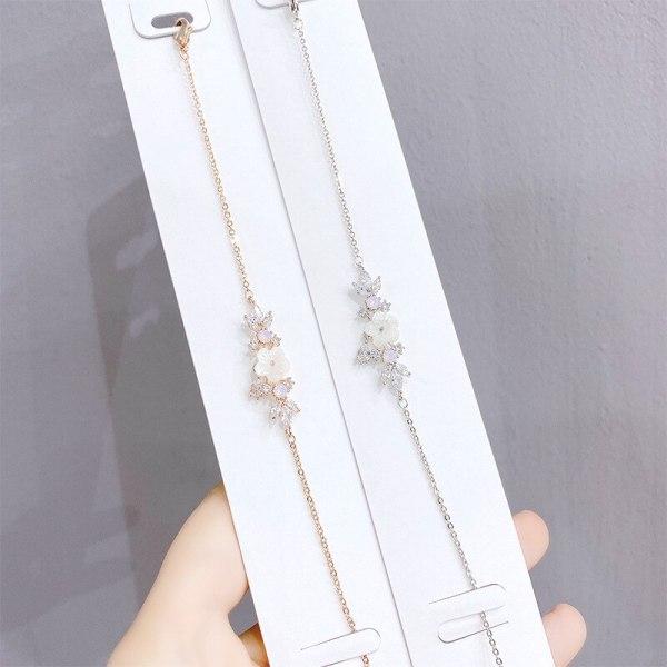 Korean Bracelet Fashion Petals Bracelet Fashion Design Women's Bracelet Ornament
