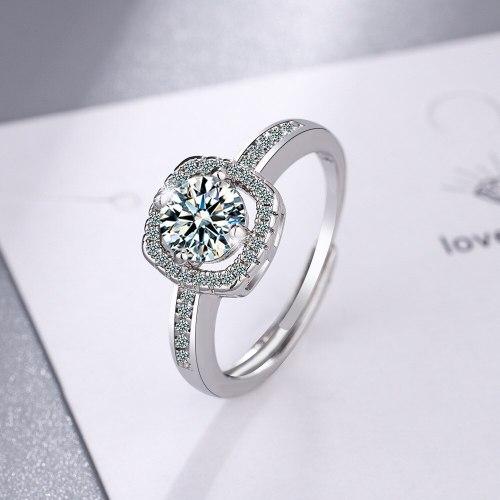Korean Style Ring Open Mouth Design Fashionable Temperament Ring Women's Ring Bracelet Xzjz410