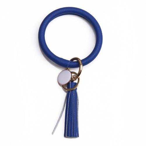 New European and American Tassel Pendant Bracelet Women's Bracelet Keychain Wholesale